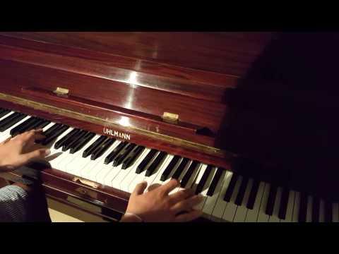 Elegia New Order  Metal Gear Solid V Trailer Song EDScomposition  piano