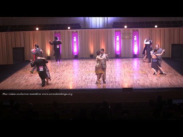 Mundial de tango Pista 2021 Ronda 10 Baile de Tango #TangoBA Buenos Aires