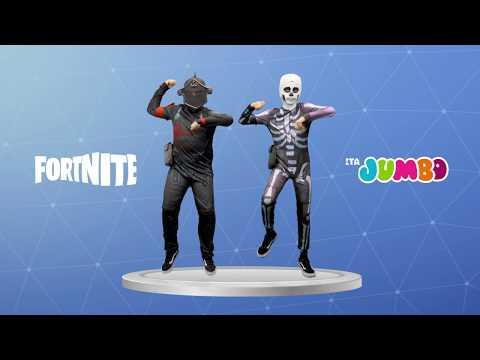 Jumbo Απόκριες 2019 - Στολές Fortnite