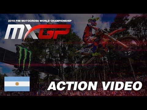 Romain Febvre Crash - MXGP of Patagonia Argentina 2019