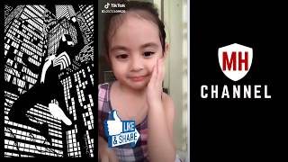 TIK TOK Best Of Issabelle Semanjan malaysia /Cute girl /MH Channel