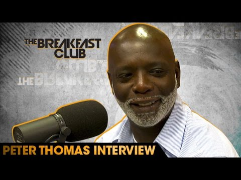 Peter Thomas Interview With The Breakfast Club (7-26-16)