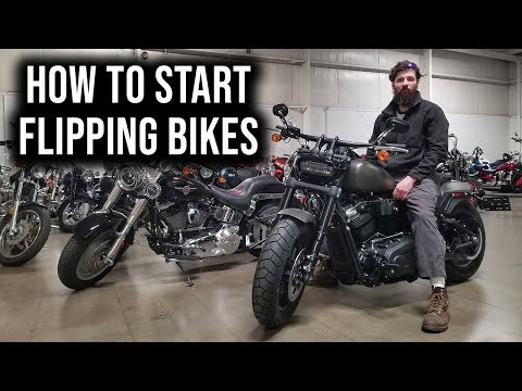 How To Make 50k Per Year Buying And Selling Motorcycles