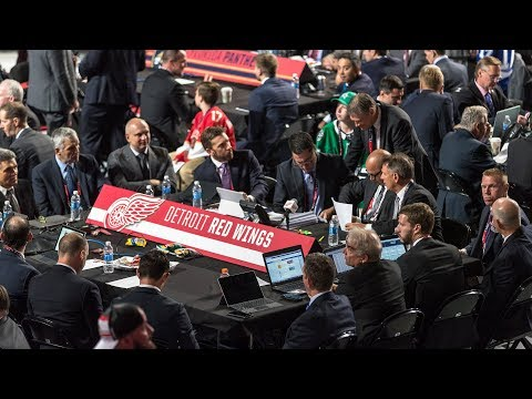 2018 NHL Draft | Part I | Preview | Detroit Red Wings