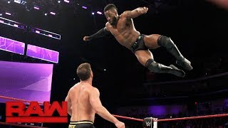 Cedric Alexander & Mustafa Ali vs. Drew Gulak & Tony Nese: Raw, Feb. 5, 2018