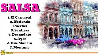 SALSA MUSIC ►Baila Cuban Style - salsa music fast songs