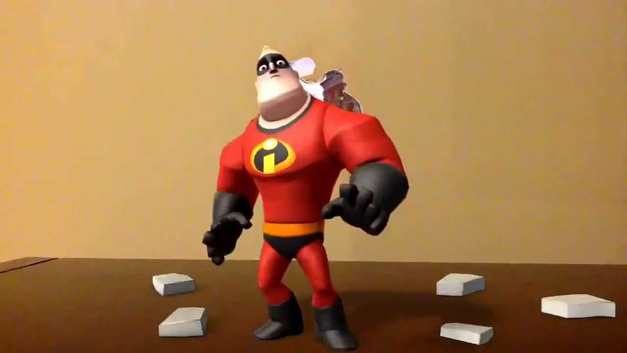 Download Infinity Animation Mr.Incredible 1/14