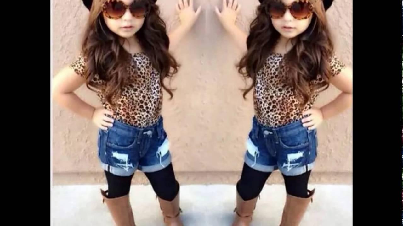 1bd87f87e ropa para niñas de 10 años - YouTube