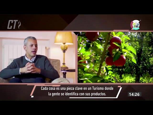#CafeTuristico | Carlos Banacloy, Producción y Agroindustria en Río Negro | 8/7/2021