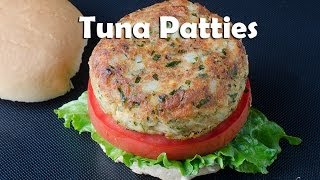 Tuna Patties (kabaab Toonno) كفتة التونة