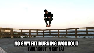 3 mins holiday workout (in Korea)