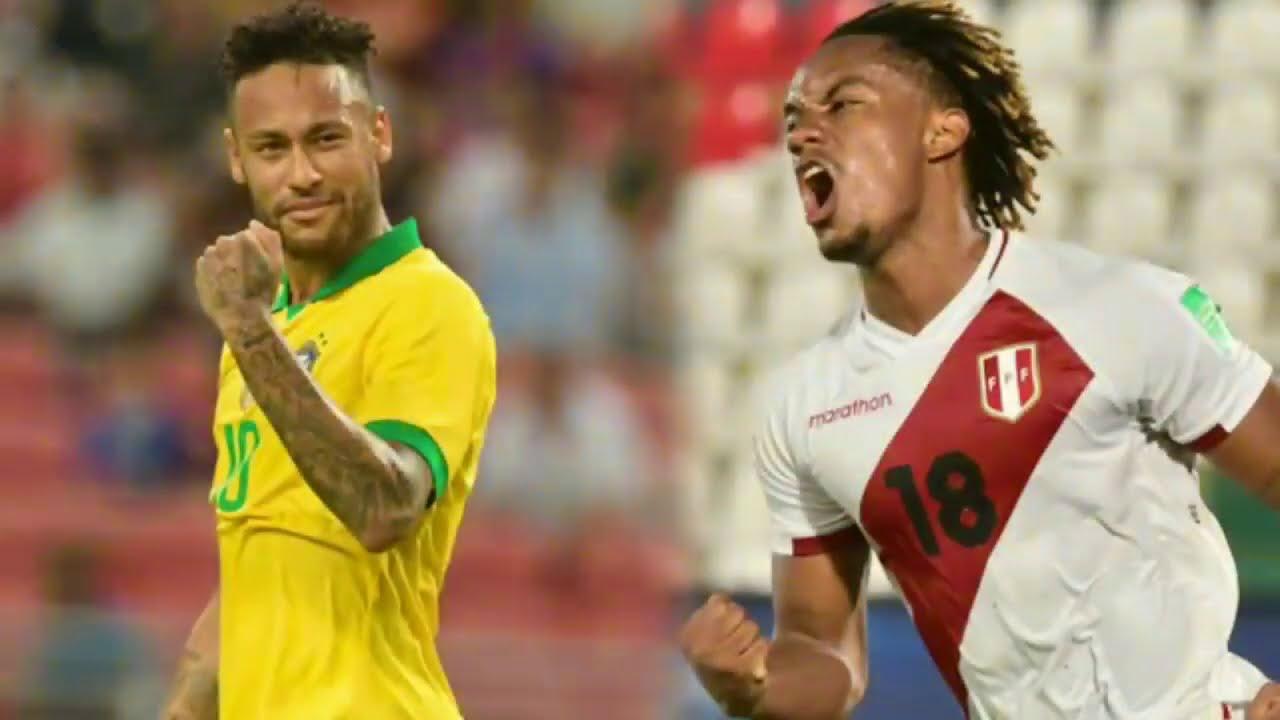 EN VIVO ONLINE: cmo ver Per vs. Brasil por las Eliminatorias, por ...
