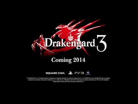 Drakengard 3 coming to PS3 in North America next year