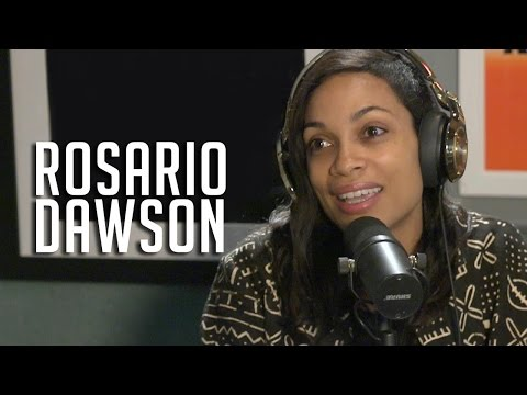Rosario Dawson opens up about Andre 3000 + Plus TOP 5 & Africa!