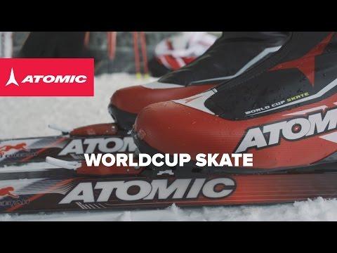ATOMIC NORDIC WORLDCUP SKATE 2015