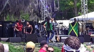Ziggy Marley - Conscious Party (Wanee 2014)