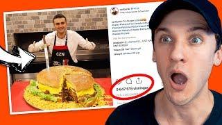 Den Sjukaste Instagramprofilen Jag Sett!