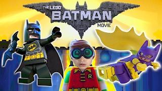 ЛЕГО Бэтмен Фильм официальная игра The LEGO Batman Movie Game