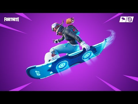 Fortnite - Driftboard