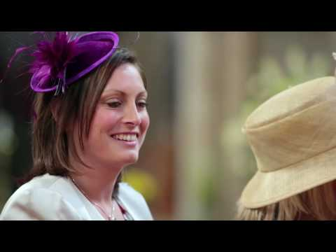 The Caves wedding video - Kasia & Ben