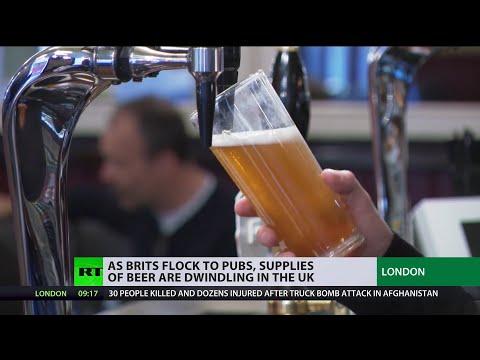 Beermergency | UK pubs' beer supply is dwindling post lockdown
