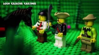 Приключения лего рыцарей - четвертая серия