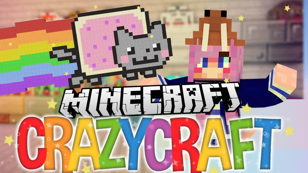 Crazy Craft Server Minecraft