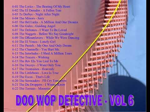 Doo Wop Detective # 6