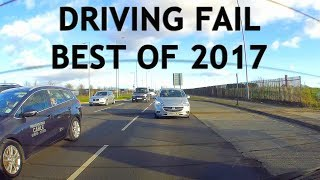 Driving Fail Best of 2017 - BMW Rear Ender!
