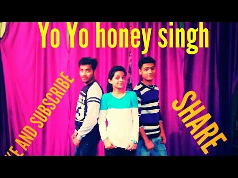 Yo Yo Honey Singh: DIL CHORI (Video) Dance Choreography ABCD DANCE GROUP