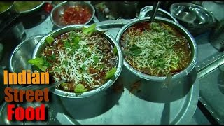Indian street food mumbai - Punjabi dhaba awesome cooking skill - street food of india 2016 video