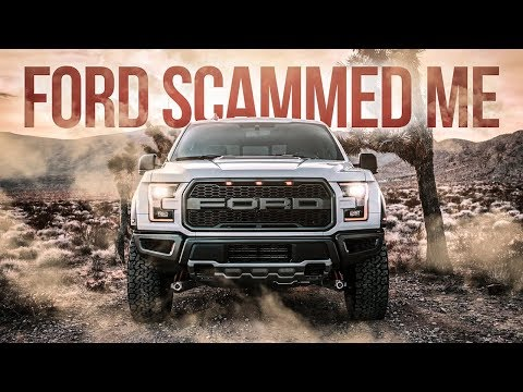 I BOUGHT A 2020 FORD RAPTOR *NOT HAPPY*