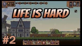 Life is Hard Прохождение. #2 [Новые Инди-Игры 2016]