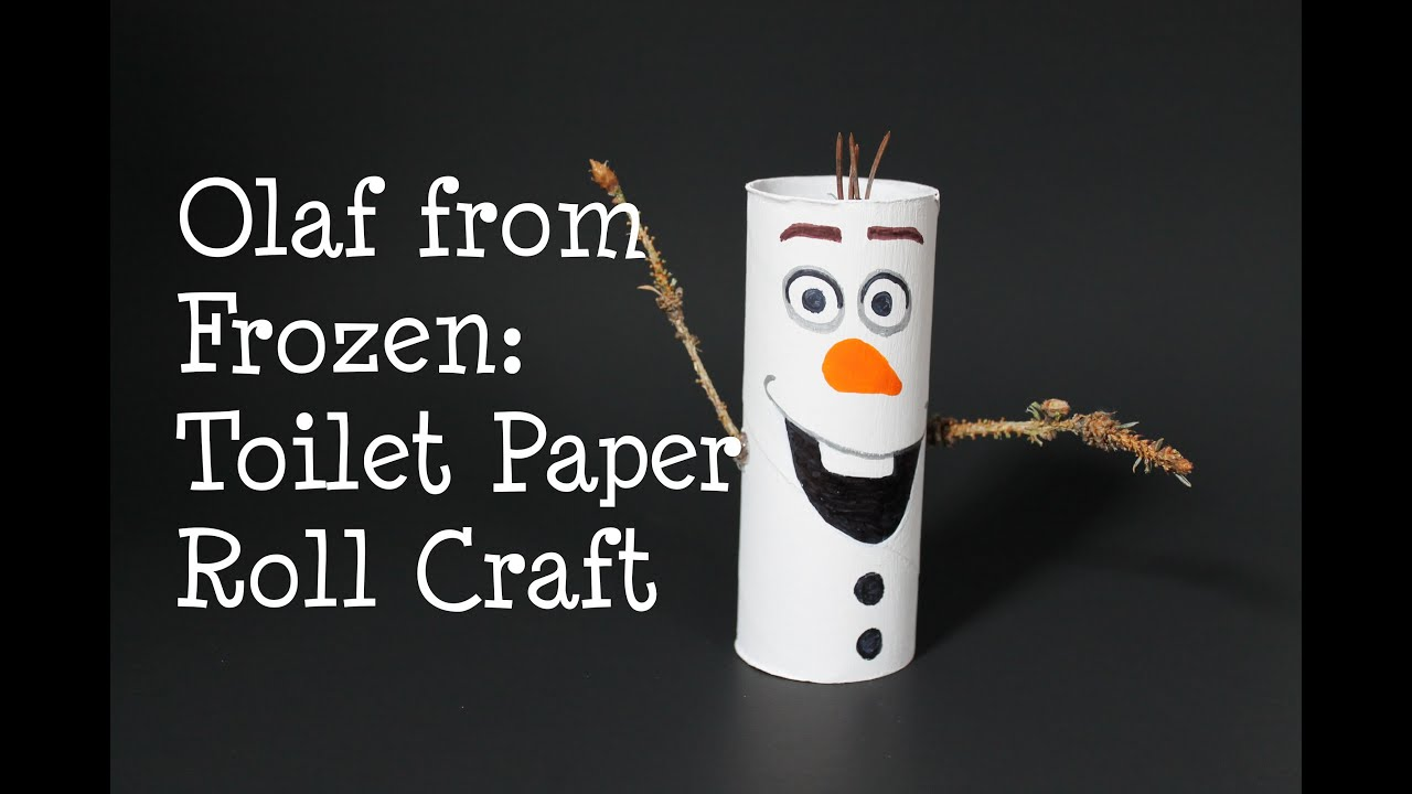 Toilet Paper Arts And Crafts