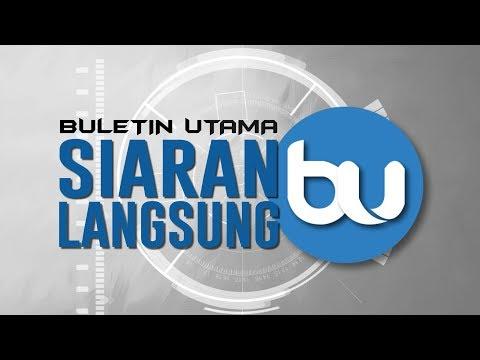 Buletin Utama TV3 Jam 8 Malam (12 November 2019)