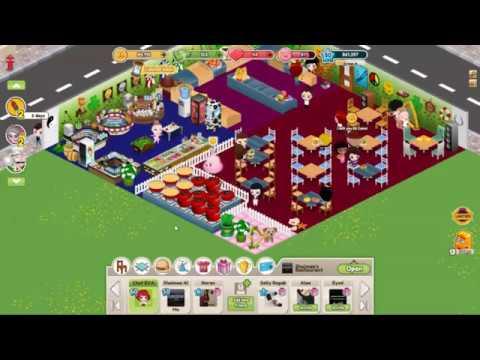 Facebook's Best Game EVER   Cafeland