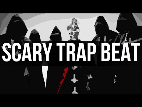 SCARY TRAP BEAT - Scary & Evil Instrumental Rap - UFO (Prod By Data Beats)
