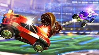 ĐẤM PHÁT WIN LUÔN! | Rocket League #3