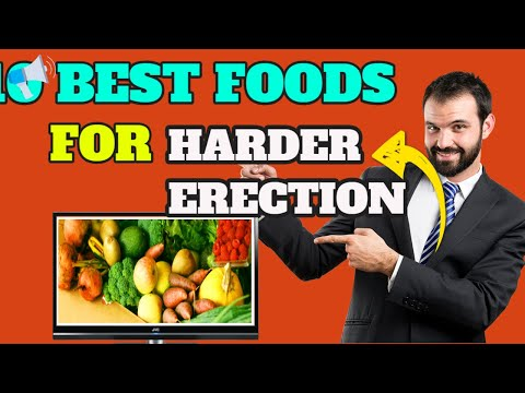 Foods And Vitamins For Erectile Dysfunction