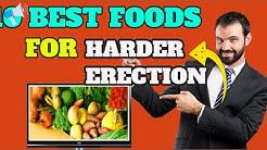 Best Foods for Harder Erections | Natural Remedies for ED | Erectile Dysfunction