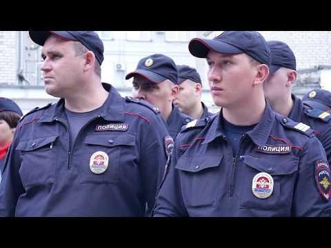 Один день из    патрульно постовая служба полиции