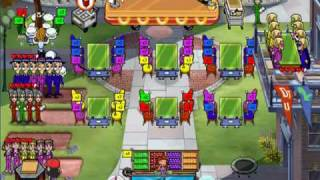 Diner Dash 5: BOOM! - Dinertown University Bonus Level (Collector