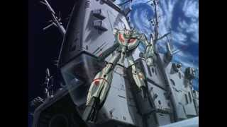Super Dimension Fortress Macross OP 1080p