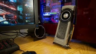Video Card Wars_ NVIDIA GTX Titan vs GTX 690 Gaming Benchmarks!