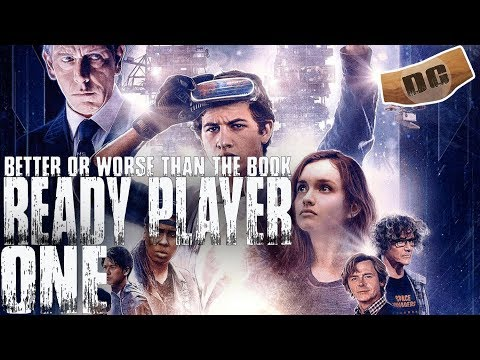 Ready Player One Discussion | How it CAN BE BETTER Than the Book | Digital Charcuterie