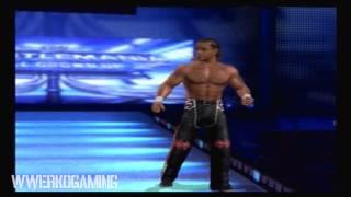 WWE Games Evolution - Shawn Michaels (SYM - WWE 12)