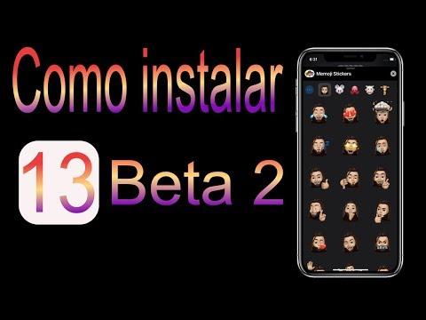 Como Instala iOS 13 Beta 2  Sin Pc