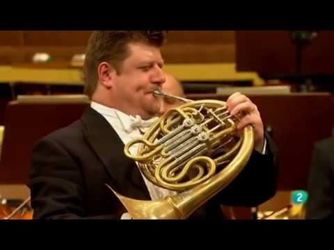 W.A.Mozart Horn Concerto Nr.3 KV.447 III.Rondo Radek Baborák