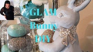 Glam Easter DIY