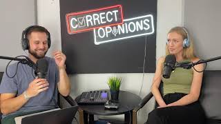 How I Met My Wife (Featuring My Wife) -- Special Guest for Episode 50 of Correct Opinions!